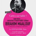 Fanny Coulm - Ibrahim Maalouf